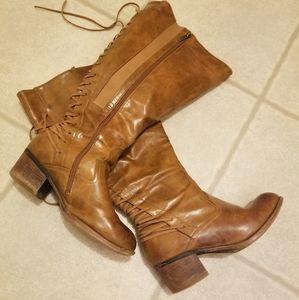 Torrid Wide Calf sz.10 Tall boots